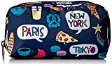 LeSportsac Classic Rectangular Cosmetic, Food Talk