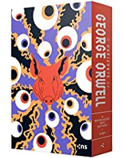 Box George Orwell - O horizonte (2 livros + pôster + suplemento)