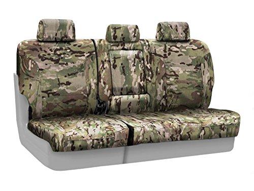CoverKing Center 60/40 Bench Custom Fit Seat Cover for Se...
