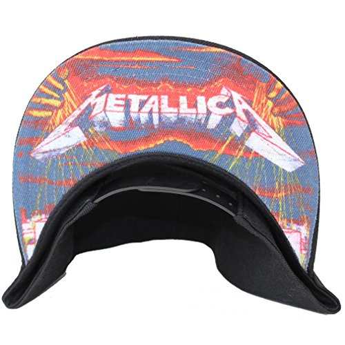 Cover snapback nbsp;Bootleg nbsp;– Mop cap gorra Metallica RwqYZ1w