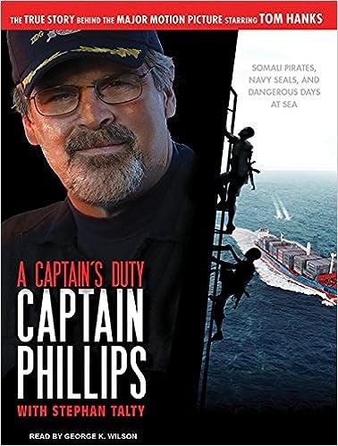 Captain Phillips Book