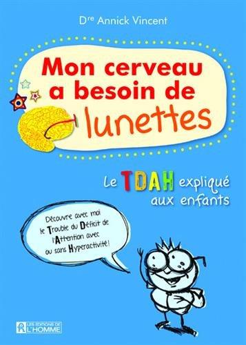 Mon cerveau a besoin de - French Lunettes