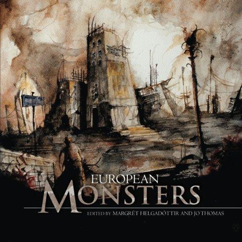 European Monsters (Fox Spirit Books of Monsters) (Volume 1)