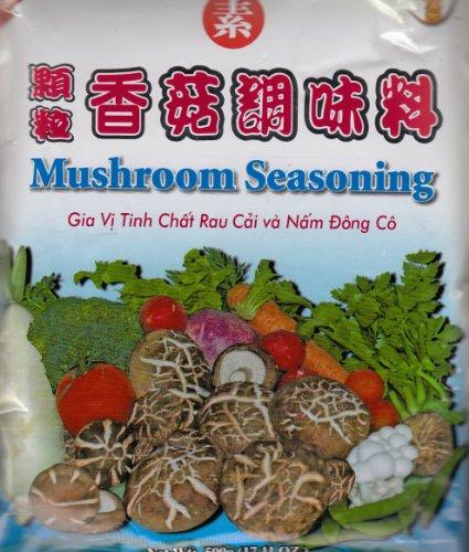 Mushroom Natural - 2