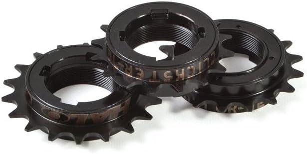"""Clickster Freewheel Black 3//32/"""" x 18t"""