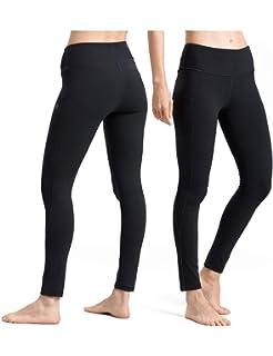 a5e7d95e1 Amazon.com  Neonysweets Women s Workout Leggings Phone Pocket ...