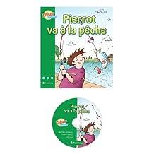 Beginner French Kids-Pierrot va à la pêche