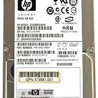 HP 300GB 6G SAS 10K RPM