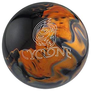 7. Ebonite Cyclone Bowling Ball