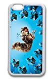 Ipod touch 6 - Protection Slim Trendy White Case Bumper for Ipod touch 6 Ice Age The Meltdown -Interior Scratch plastic Case Cover for Ipod touch 6