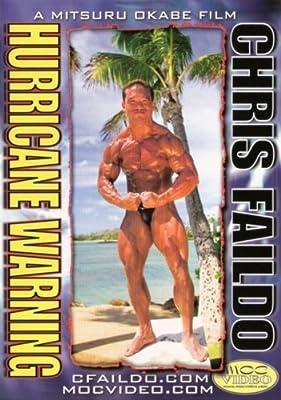 Chris Faildo: Hurricane Warning 2 DVD Set (Bodybuilding) by Chris Faildo