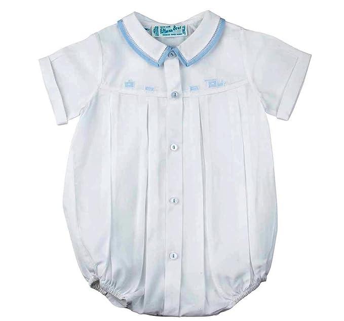 Amazon.com: feltman Brothers Baby Boys tren burbuja Outfit ...
