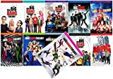 The Big Bang Theory: Complete Series Seasons 1-11 DVD