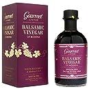 Gourmet Living Balsamic Vinegar of Modena - 250 ml Barrel-aged Certified IGP Balsamico Goccia d'Oro- Estate Bottled in Italy