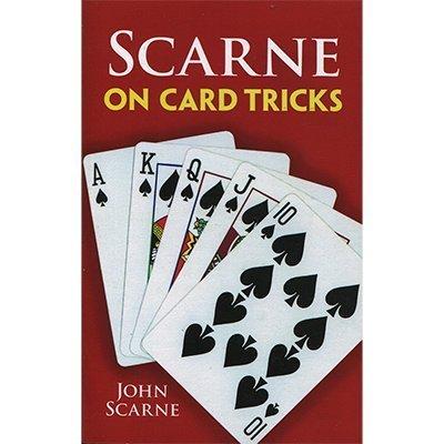 Scarne on Card Tricks book Dover Dover Publications 7344