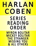 download ebook harlan coben — series reading order (series list) — in order: myron bolitar, mickey bolitar, missing you, the stranger, six years, stay close, caught, hold tight, the woods, the innocent & many more! pdf epub
