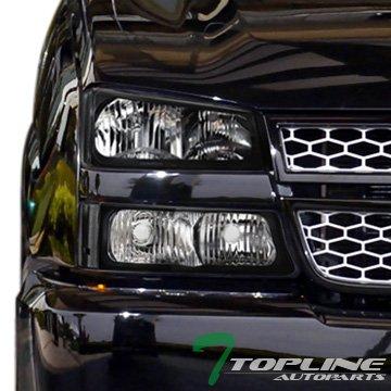04 silverado headlights - 8