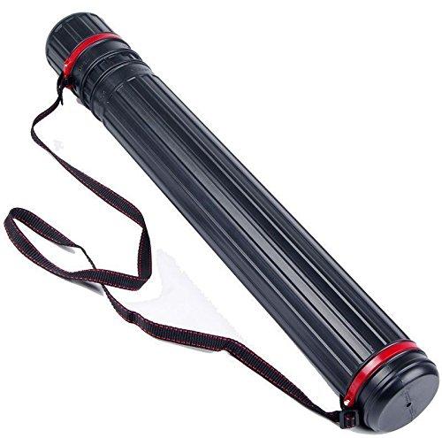 Ajustable flecha carcaj tubo hombro flecha tiro con arco caso Back Quiver 12–24pcs Lee store