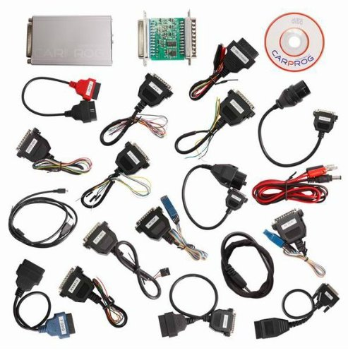 Latest CARPROG Softwares Activated Adapters