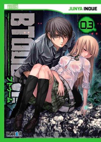 Descargar Libro Btooom! 3 Junya Inoue (japonés)