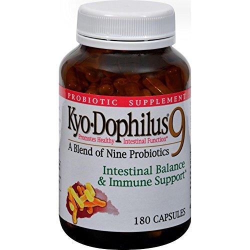 Kyo-Dophilus 9 - 180 Caps