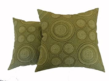 Newport Layton Home Fashions 2 Pack Ke20 Indoor Outdoor Pillows