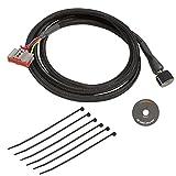 BD Diesel 1036612 High Idle Control Kit Incl. Wiring Harness/Terminal/Loom/Tie Wrap/Mini Fuse Tapper/Decal High Idle Control Kit