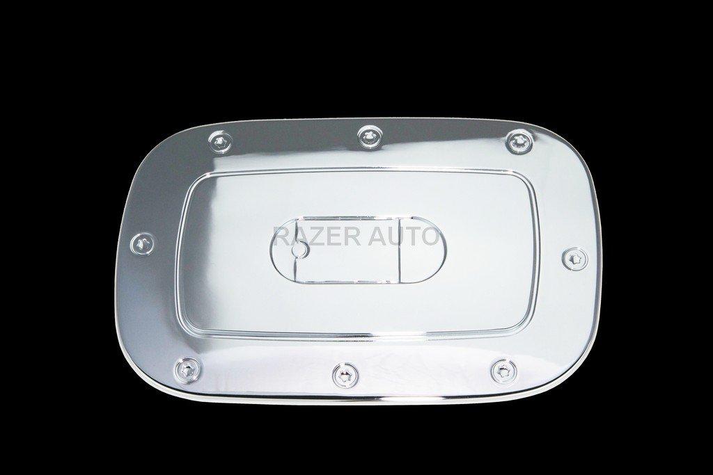 Razer Auto Chrome ABS Gas Door Cover for 2011-2014 Jeep Grand Cherokee