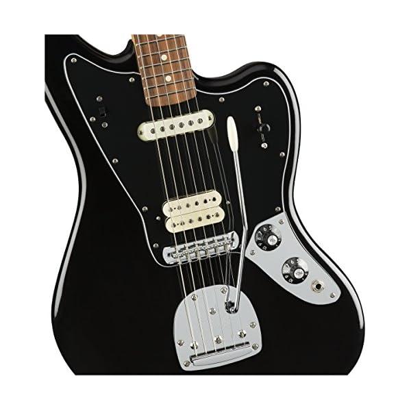 Player Jaguar PF BLK Black