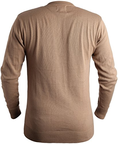 Gallery Seven V Neck Sweater For Men - Cotton Lightweight Mens Pullover by Gallery Seven (Image #6)