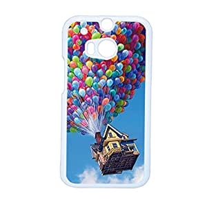 Kawaii Phone Cases For Boy Design With Colorful Ballon For Htc One M8 Choose Design 2