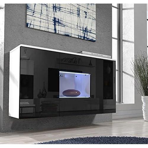 high quality muebles bonitos aparador colgante de diseo varedo blanco - Muebles Bonitos