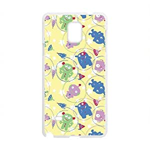 Cartoon Cute Adorable Phone Case for Samsung Galaxy Note4
