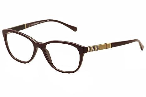 709025882bf9 Amazon.com  BURBERRY Eyeglasses BE2172  Shoes