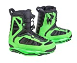 Ronix 2016 Parks Intuition (Iridescent Lime) Wakeboard Bindings-9