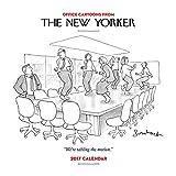 Cartoons from The New Yorker 2017 Mini Wall Calendar