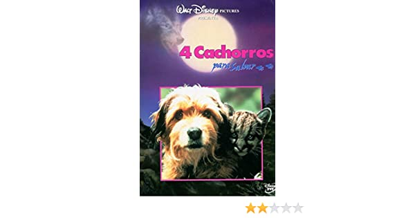 4 Cachorros Para Salvar [DVD]: Amazon.es: Mike Francis, Frank Inn, Nancy Francis, Red Steagall, Varios, Joe Camp: Cine y Series TV