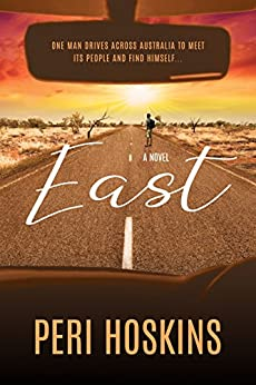 East: A Novel (Vince Osbourne Series Book 1) by [Hoskins, Peri]