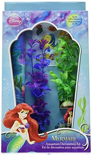 Compare price to disney fish tank decorations for Little mermaid fish tank decor