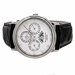 Blancpain Villeret automatic-self-wind mens Watch 5495-3427-55 (Certified Pre-owned)