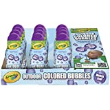 Crayola Outdoor Washable Colored Bubbles 7.5oz