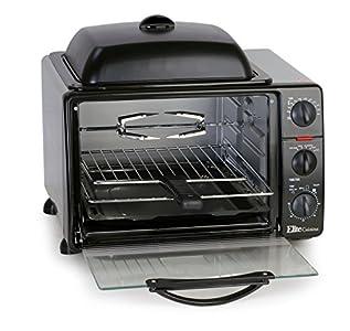 MaxiMatic ERO-2008S Elite Cuisine 6-Slice Toaster Oven – Perfect toast. However