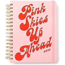 Ban.do Pink Skies Up Ahead Medium Agenda