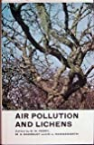 Air Pollution and Lichens, Ferry, B. W., 0485111403