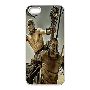 Personalized DIY Mad Max Custom Cover Case For iPhone 5, 5S P2V393152