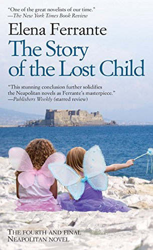 book cover of The Story of the Lost Child