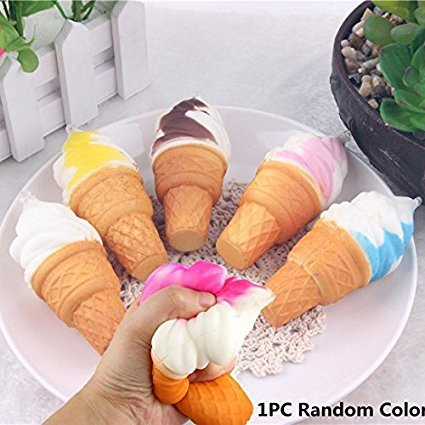 ABCMOS Frozen Ice Choke Toy Om 10cm