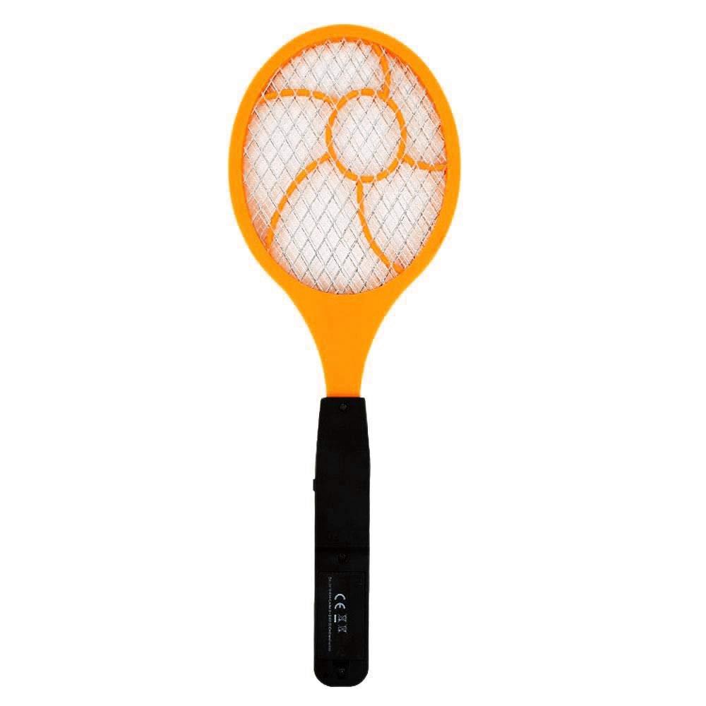 Binchil Palmeta Matamoscas para Electrico Led Matamoscas Raqueta De Tenis Electrica 44 x 15.5 Matador De Avispa