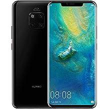 Huawei Mate 20 Pro GSM Unlocked 6GB RAM 128GB Storage Single Sim LYA-L09 - International Version/No Warranty - Black