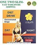 ONE TWO SLIM | ONETWOSLIM | 100% Diet Drink Weight Loss Fat Burner Diet Drops (10)